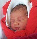 Anita Matošková z Tábora. Narodila se 14. října v 8.10 hodin s váhou 3670 gramů a mírou 49 cm. Je třetí dcerou v rodině, už má doma sestřičky Mariku a Ninu.
