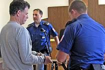 Stanislav Snášel si ve vězení odpykává desetiletý trest.