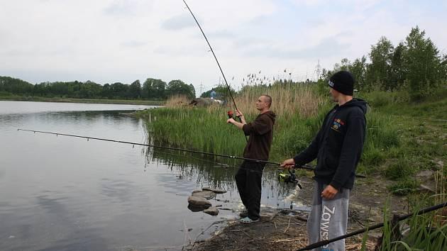 Rybáři. Ilustrační foto