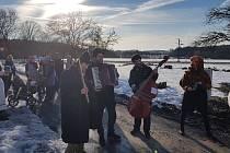 V sobotu 22. února se na Táborsku uskuteční 2. ročník Masopustu Stružinec-Nehonín. Tentokrát je na řadě rybniční téma, ale vítány jsou jakékoliv jiné masky.