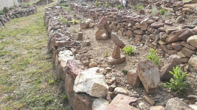 Víkend otevřených zahrad v lomu sv. Anna.
