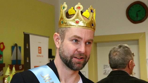Zlatým Ámosem se stal Tomáš Míka z Tábora.