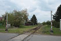 V těchto místech by měla do roka vzniknout nová vlaková zastávka.