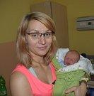 Richard Školka z Bechyně. Prvorozený syn rodičů Anety a Martina přišel na svět 10. září v 8.27 hodin. Po porodu vážil 3230 gramů a měřil rovných 50 cm.