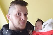 Evelyn Chocenská. Své prvorozené dcery se rodiče Jindřiškaa Daniel dočkali 30. března 2019 osm minut po osmnácté hodině. Malá Evelyn vážila 2990 gramů a měřila 49 cm.