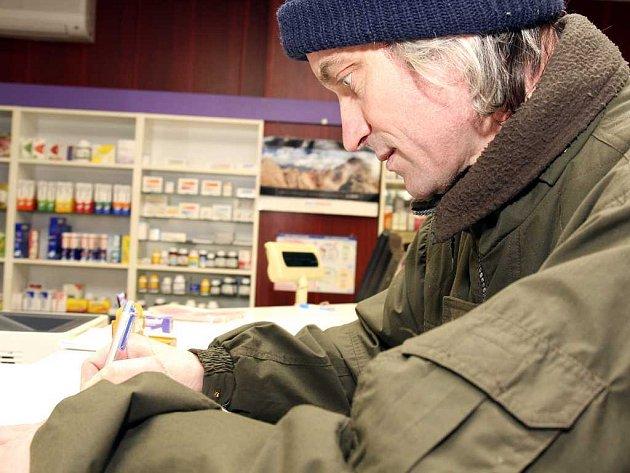 Poplatky v lékárnách
