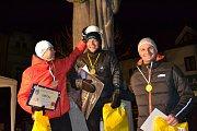 silvestrovský běh v Soběslavi