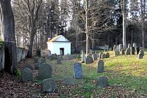 Židovský hřbitov Běleč.