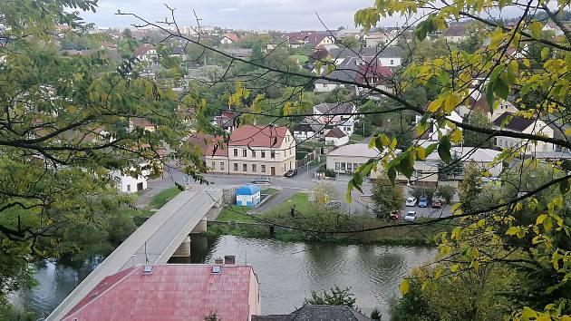 Osada Čelkovice.