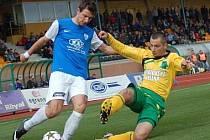 Ilustrační foto. FC MAS Táborsko sehraje své další venkovní mistrovské utkání FNL