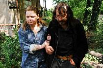 Láska v hrobě. Tento film o osudu dvou lidí bez domova diváci zhlédnou v sobotu 24. března.