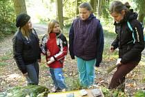 Děti poznávaly přírodu na Harrachovce