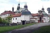 Klokotský klášter.