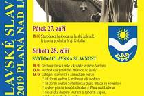 Svatováclavské slavnosti Planá nad Lužnicí.