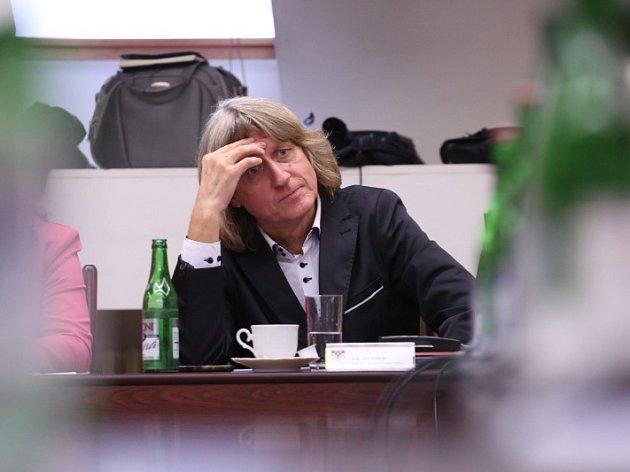 Jiří Fišer, starosta Tábora.