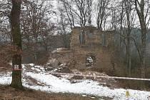 Vstup na Šelmberk je od konce ledna dočasně zakázaný.