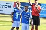 1. FK Příbram - FC MAS Táborsko ve 2. kole Fortuna národní ligy 0:2.