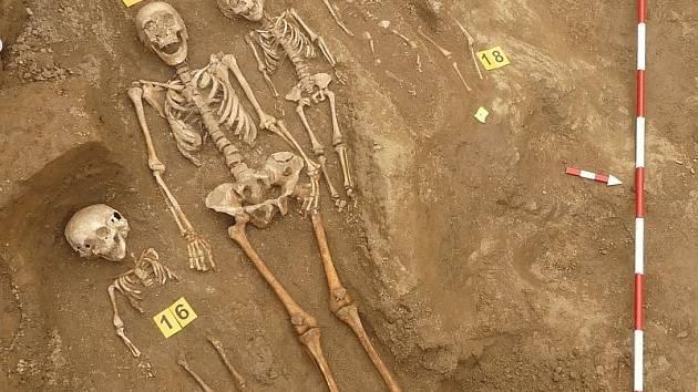 Nejnovější archeologické výzkumy na Táborsku.