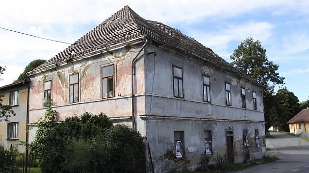 Hospoda v Lejčkově přežila i vypalování obce.