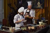 Festival čokolády pořádalo v Táboře už popáté Muzeum čokolády a marcipánu.