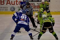 Táborští hokejisté se s Trutnovem v poslední době potkávají často.