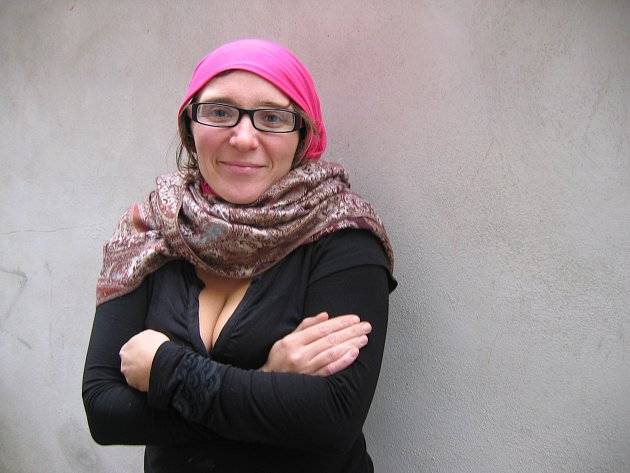 Autorka Tereza Horváthová