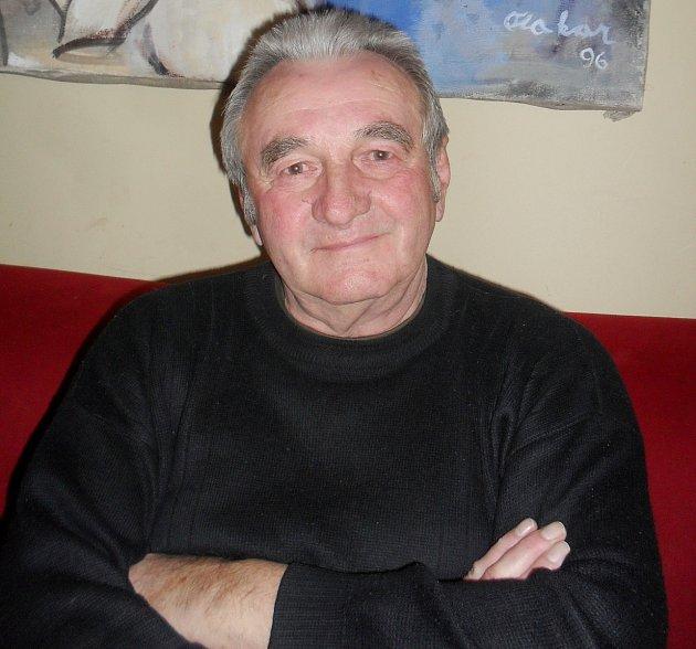Jiří Novák, bývalý tajemník města Veselí nad Lužnicí.
