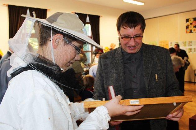 Včelařská výstava v Táboře