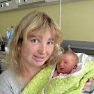 Lenka Simandlová z Malého Ježova. Rodiče Andrea a Karel se své prvorozené dcery dočkali 10. prosince 2018 v 18.45 hodin. Po narození vážila 3020 gramů a měřila a 50 cm.
