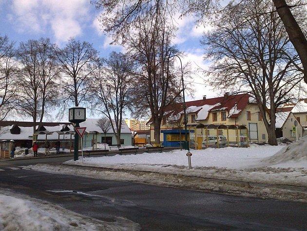 Sezimovo Ústí.