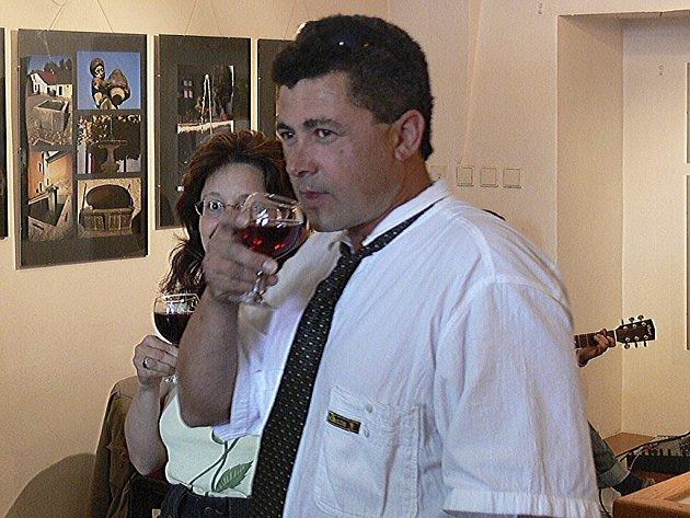 Výstava Romana Růžičky potrvá až do 26. září 2007