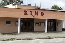 Bývalé kino ve Veselí nad Lužnicí.
