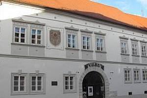 Rožmberský dům Soběslav.