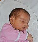 Monika Bejlovcová z Čenkova u Malšic.  Narodila se 4. února ve 14 hodin. Vážila 4360 gramů, měřila 53 cm a doma  má sourozence Simonku (10) a Lukáše (7).