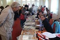 Mezinárodní festival malých nakladatelů Tabook v Táboře.