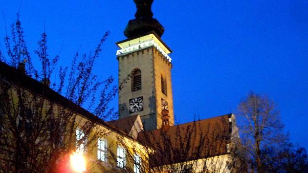 Soběslavská věž.