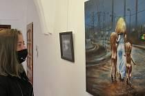 Výstava slavného fotografa v Táboře potrvá až do 24. července.