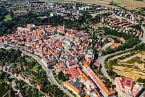 Táborsko se dočká jako pátý okres jihu Čech své knihy z nebe.