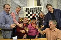 Šachisti oslavovali nový rok