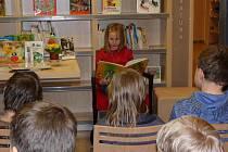 Maraton čtení v soběslavské knihovně.