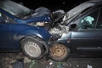 U odbočky na obec Třebelice na Táborsku se stala vážná dopravní nehoda.