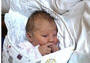 Ema Červená z Bechyně. Poprvé na svět pohlédla 30. října  ve 20.29 hodin. Po narození vážila 3850 gramů a měřila 52 cm.