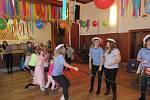 Děti i dospělí si v sobotu 29. února užili v Košicích tradiční karneval v režii dobrovolných hasičů.