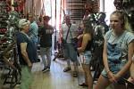 Akce na Housově mlýně. Ilustrační foto.