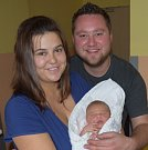 Andrea Marešová ze Sudoměřic u Bechyně. Prvorozená dcera rodičů Markéty a Ondřeje přišla na svět 13. listopadu v 16.55 hodin. Po narození vážila  3340 gramů, měřila 48 cm.