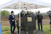 Ředitelství silnic a dálnic zahájilo v roce 2020 stavbu obchvatu Chýnova.
