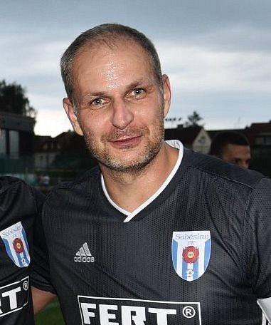 Petr Bouchal (Spartak Soběslav - divize)