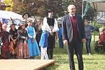 Po roce se v sobotu 28. září na Strkov vydal svatováclavský průvod.
