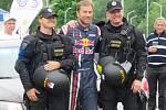 Mistr světa elitní letecké série Red Bull Air Race, mistr Evropy a vicemistr světa v letecké akrobacii kategorie unlimited - freestyle, člen reprezentace České republiky se představil v Táboře.
