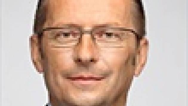 Jaroslav Matějka, bývalý starosta Bechyně.